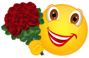 smiley_rote_rosen