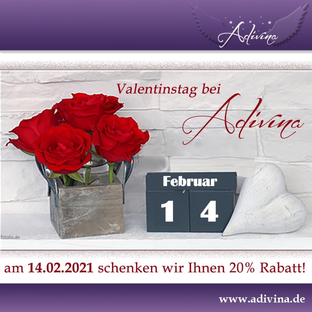 Valentinstag bei Adivina